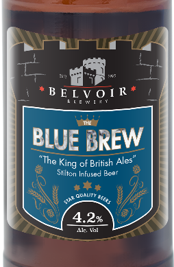 Blue Brew Bottled Beer