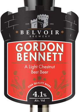 Gordon Bennett Cask Beer