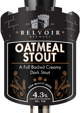 Oatmeal Stout Cask Beer