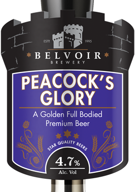 Peacock's Glory Cask Beer