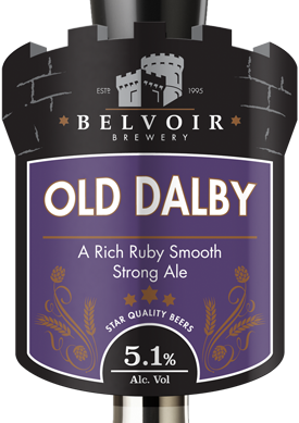Old Dalby Cask Beer