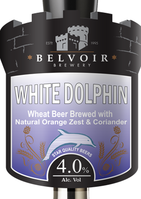 White Dolphin Cask Beer