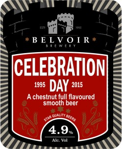 Celebration Day Bottle Label