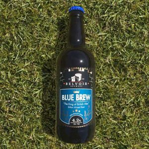 Blue Brew - The King of British Ales - Stilton Infused Beer