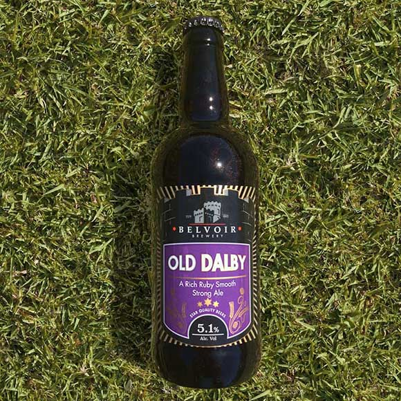 Old Dalby - A Rich Ruby Smooth Strong Ale