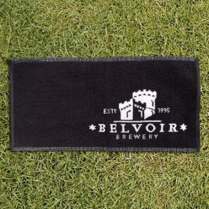 Belvoir Brewery Bar Towel