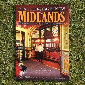 Real Heritage Pubs of the Midlands