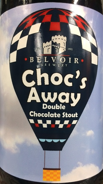 Choc's Away Bottled Beer
