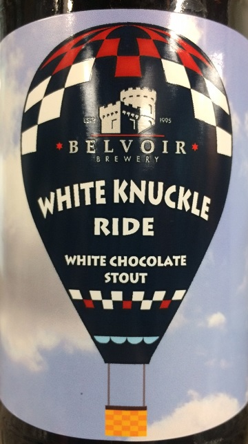 White Knuckle Ride Bottled Beer