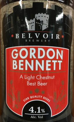 Gordon Bennett Bottled Beer